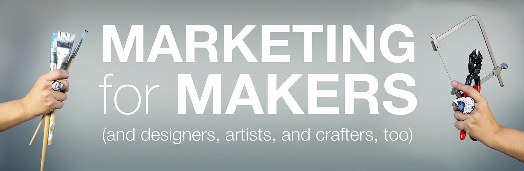 Marketing for Makers course